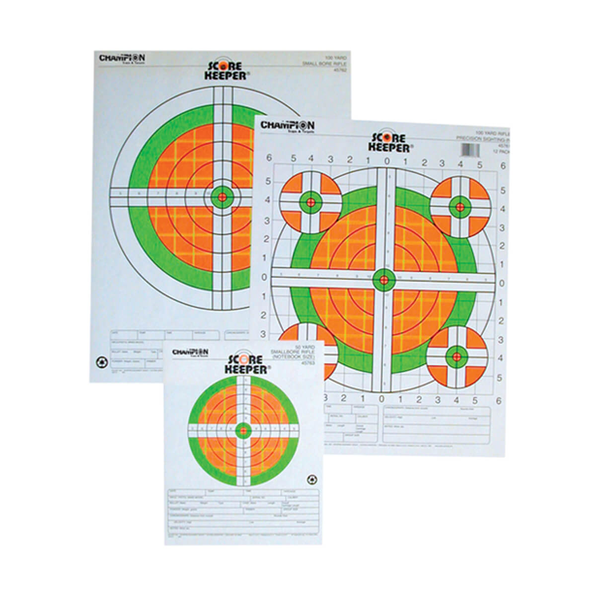 Official NRA Targets (12-Pack)