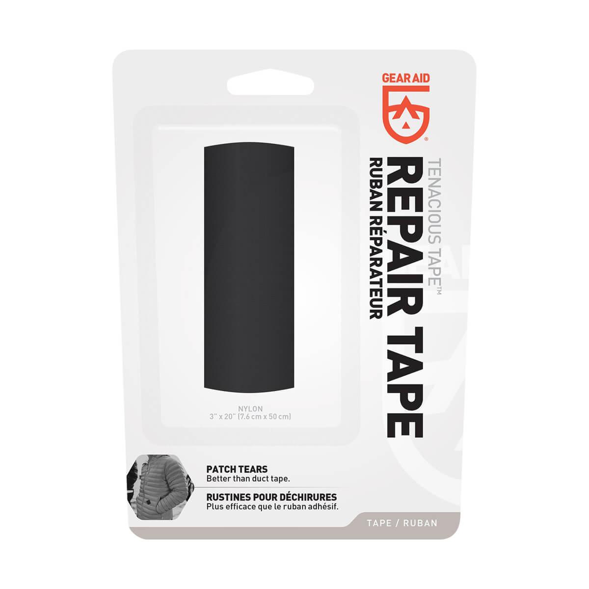Tenacious Tape Repair Tape, Black