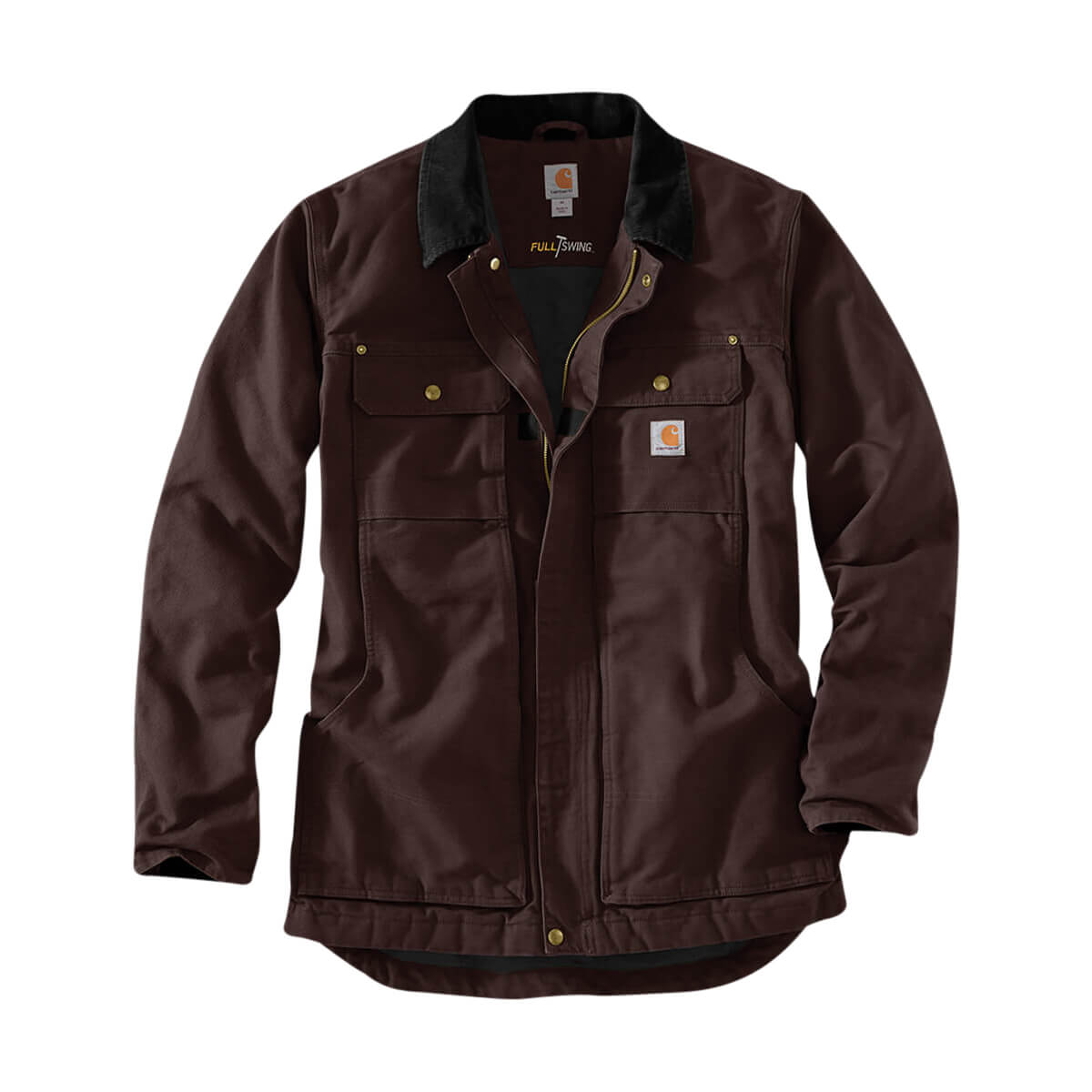 Carhartt Full Swing® Traditional Coat - Quilt Lined
