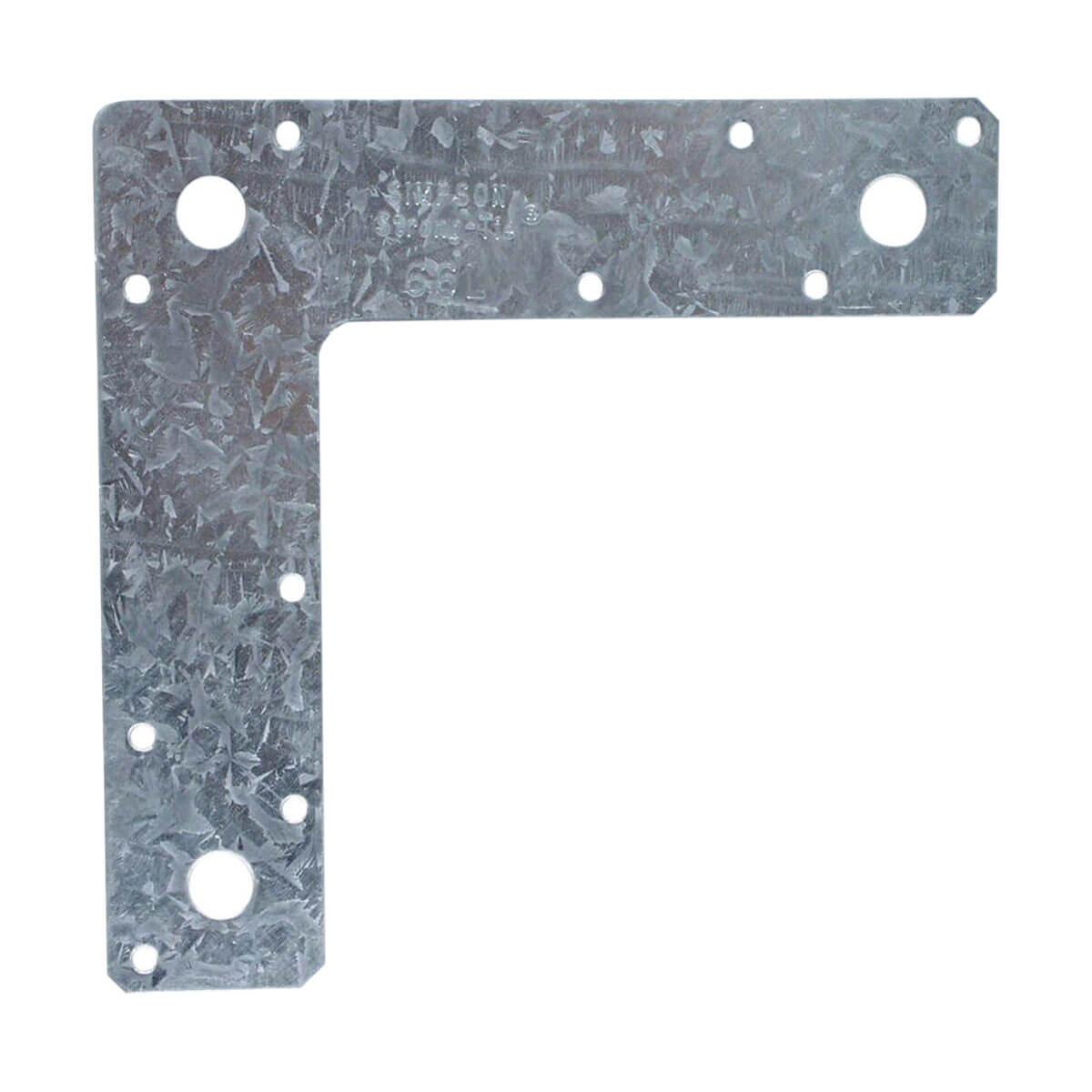 L Strap - 14 Gauge - 6-in x 6-in