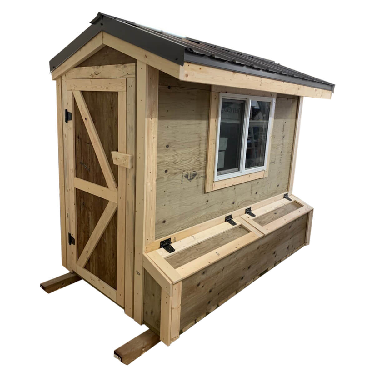 Chicken Coop 4'x8'
