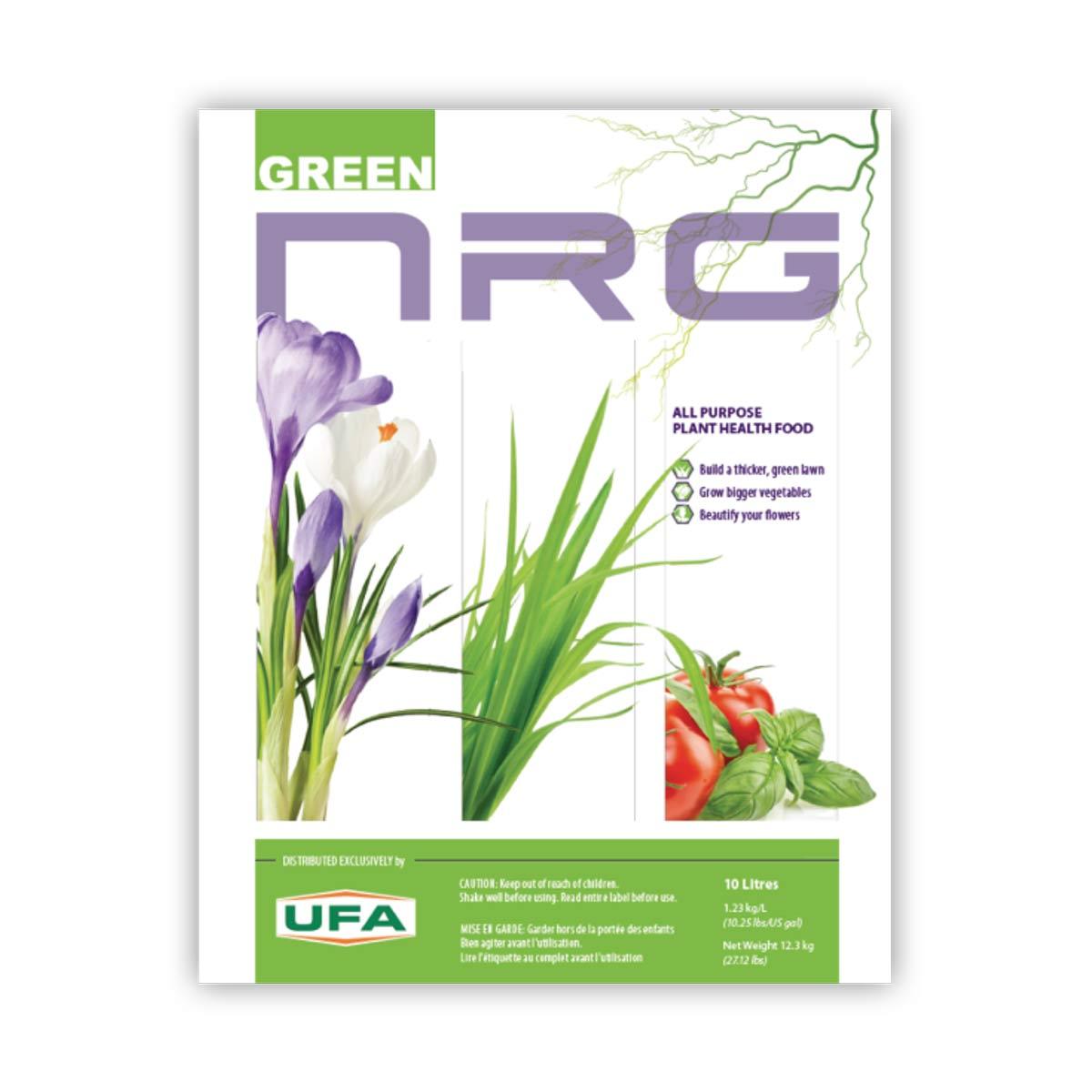 Green NRG 10L