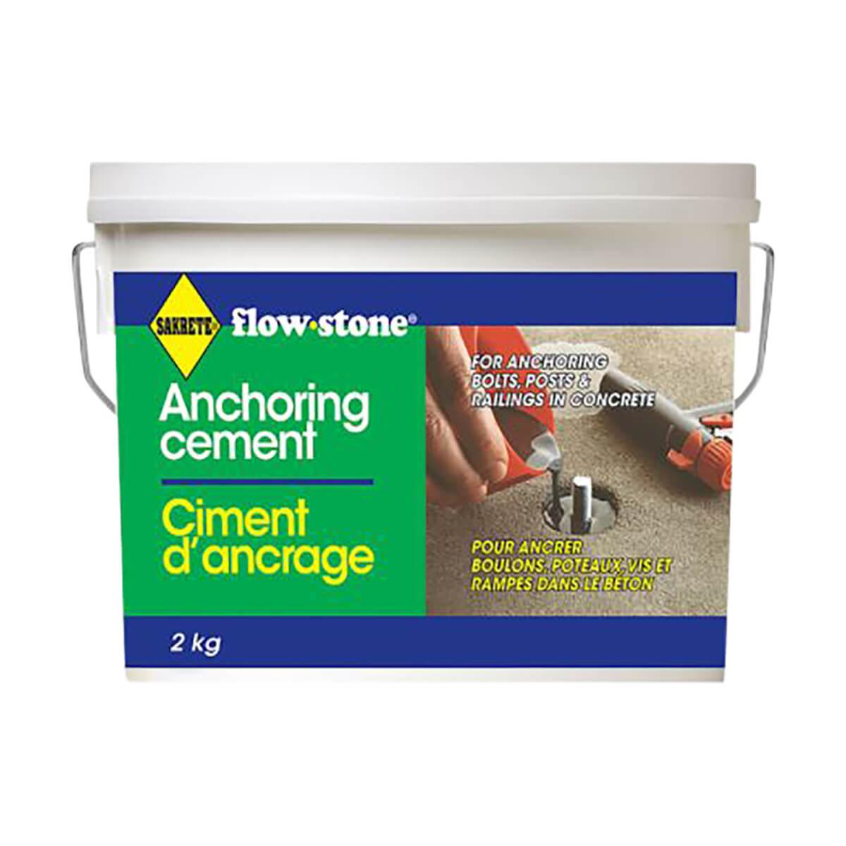 Cement - Anchoring - 4.4 lb