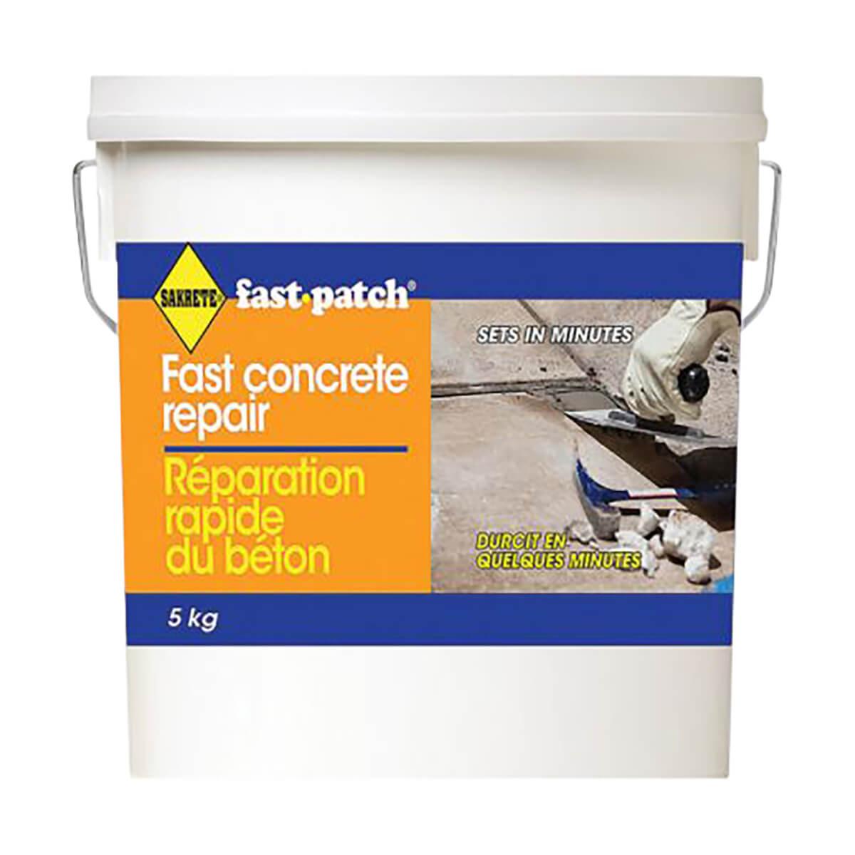 Sakrete Fast Concrete Repair - 5 kg