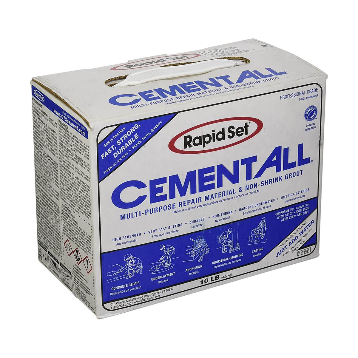 Cement All - Rapid Set - 10 lb