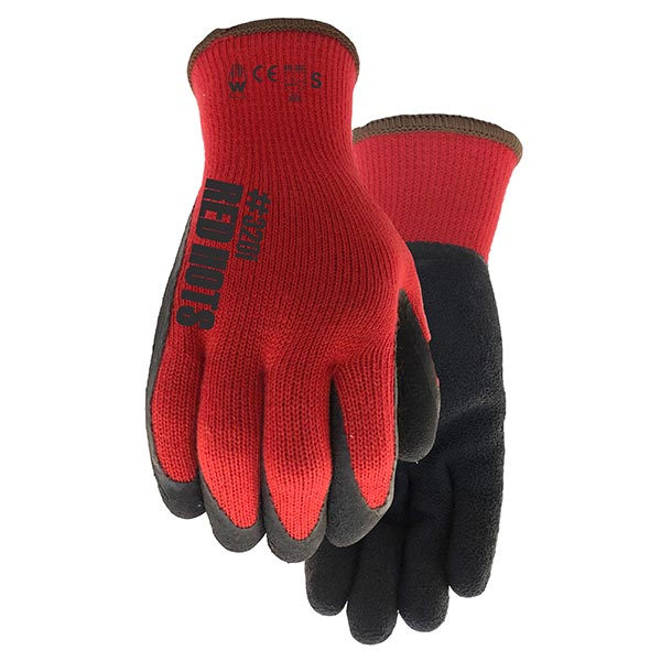 Red Hot Gloves