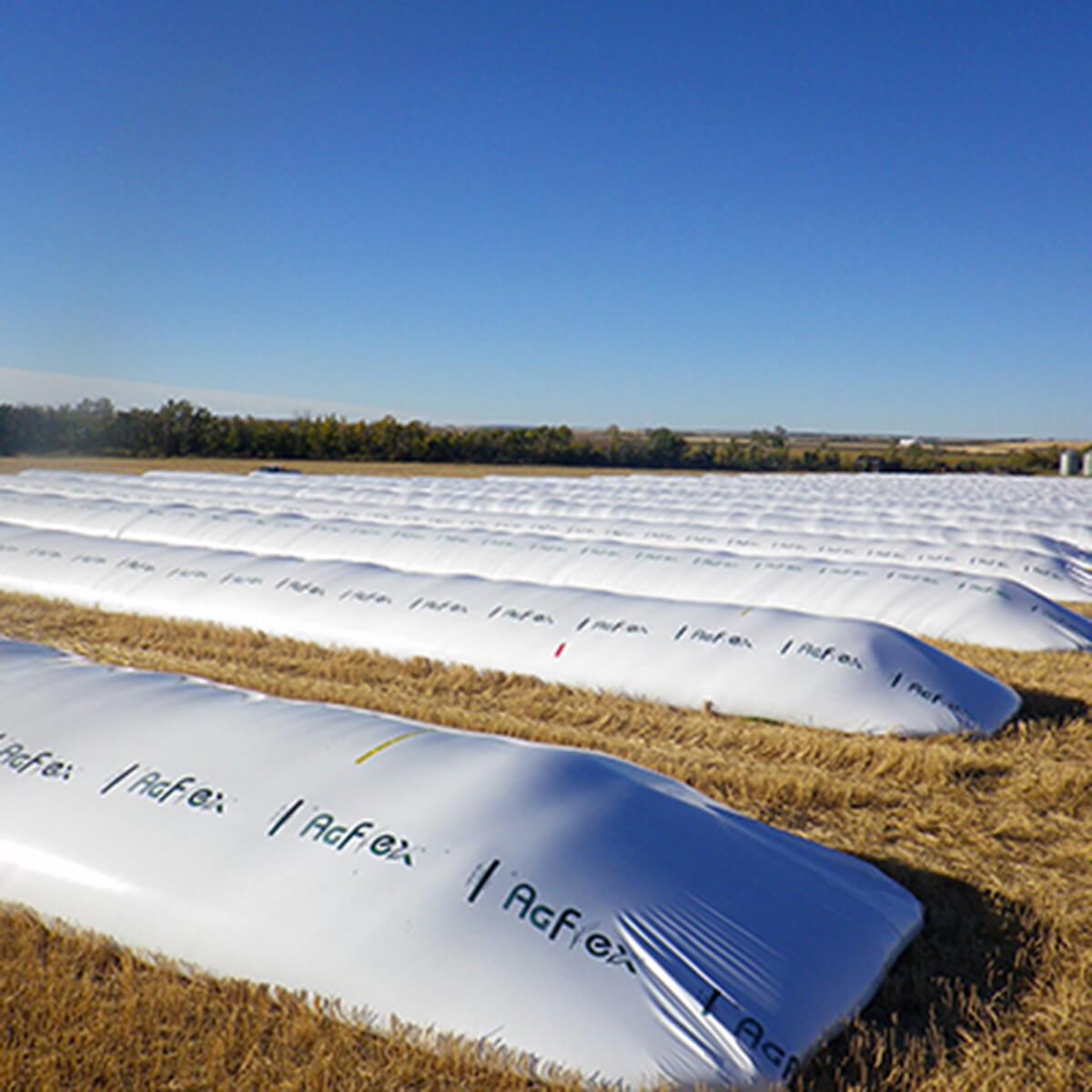 Ag Flex Grain Bags - 10' x 500'