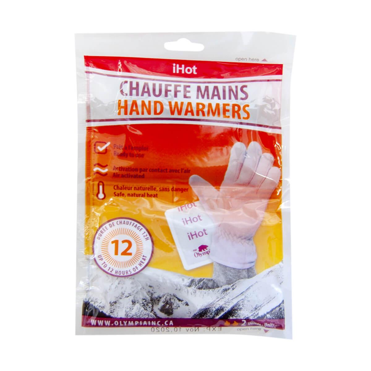 iHot Hand Warmers