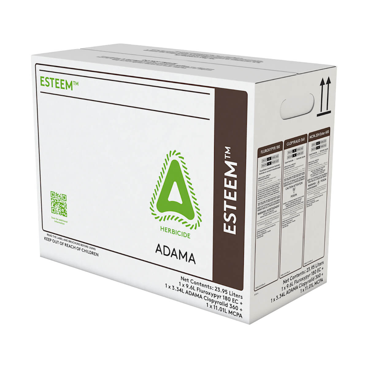 ESTEEM - 9.6L + 11.01L + 3.34L Case
