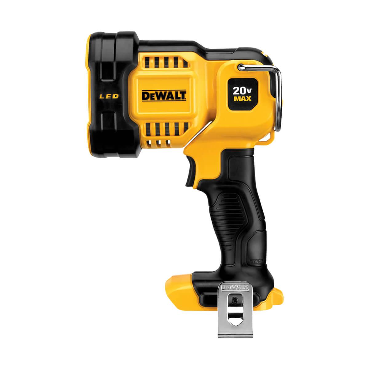 DEWALT 20V MAX* Li-Ion Jobsite Work Light - Bare Tool