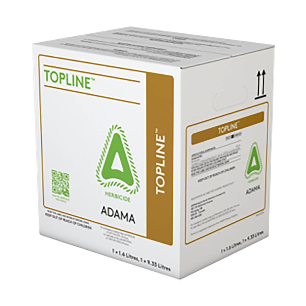 TOPLINE - 1.6L + 9.33L Case