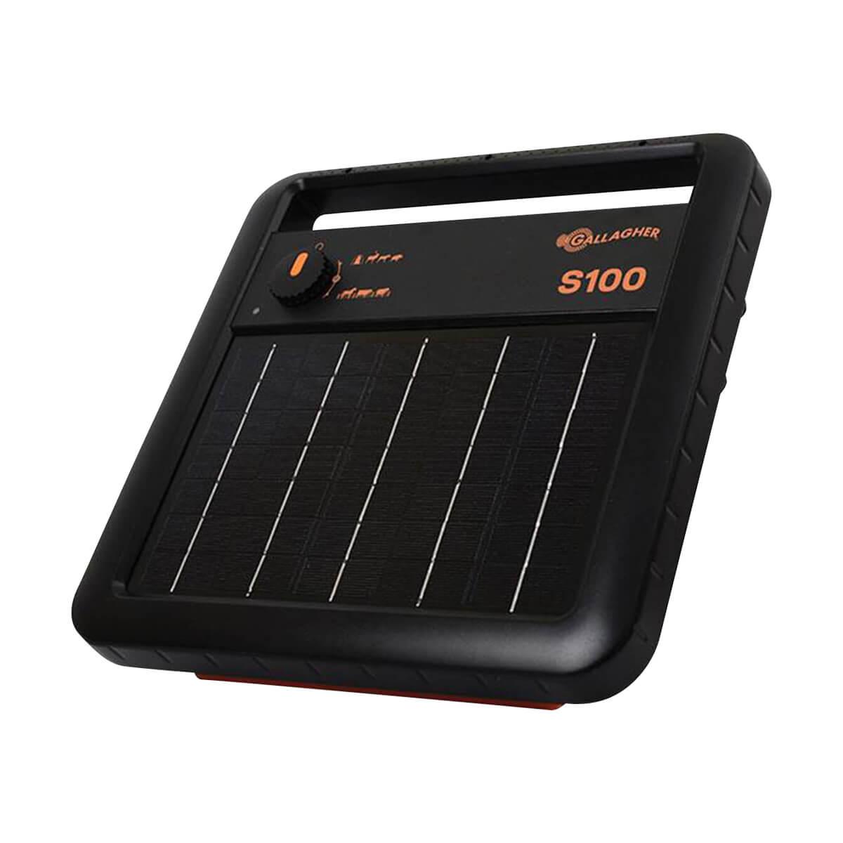 Gallagher Solar Fence Energizer S100