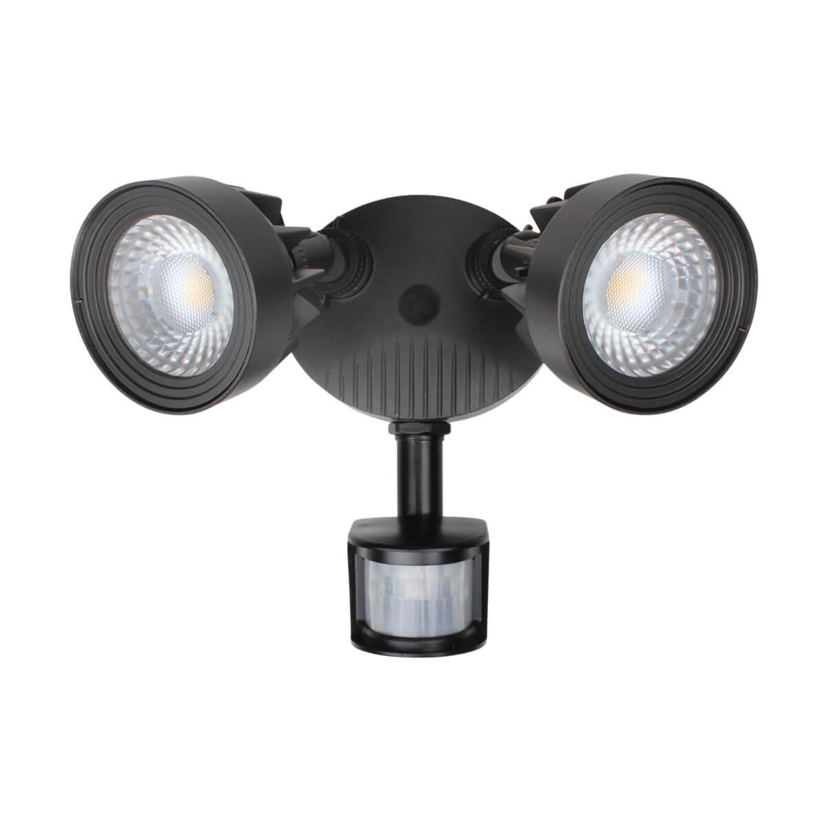 Luminus LED 24W 2-Head Security Light