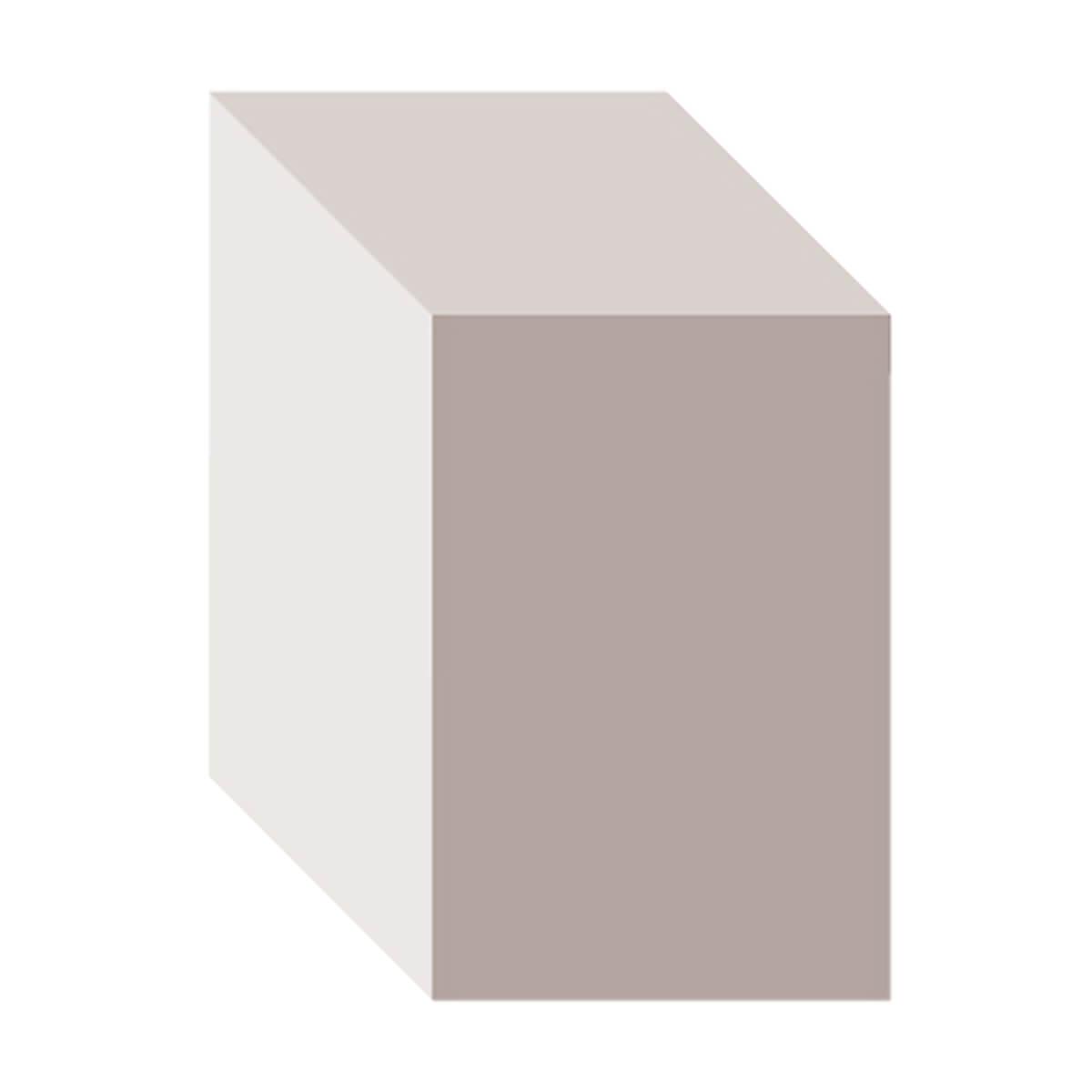 1/2-in x 3/4-in Primed Finger Joint Square