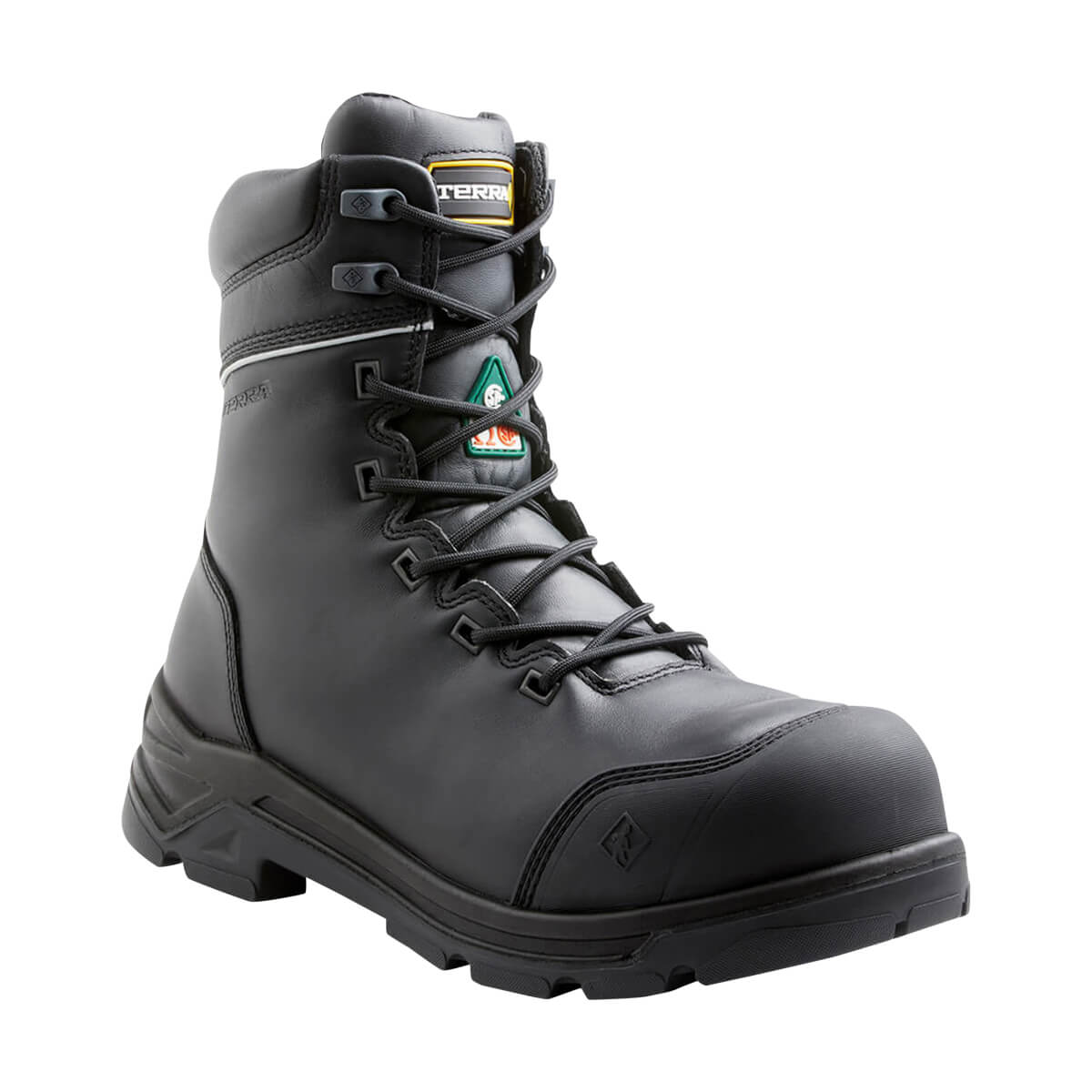 Terra Vertex 8000 Boot - Black