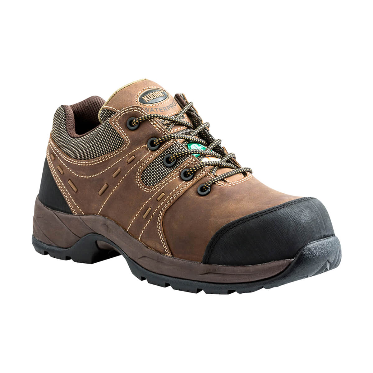 Kodiak Trail Shoe - Brown