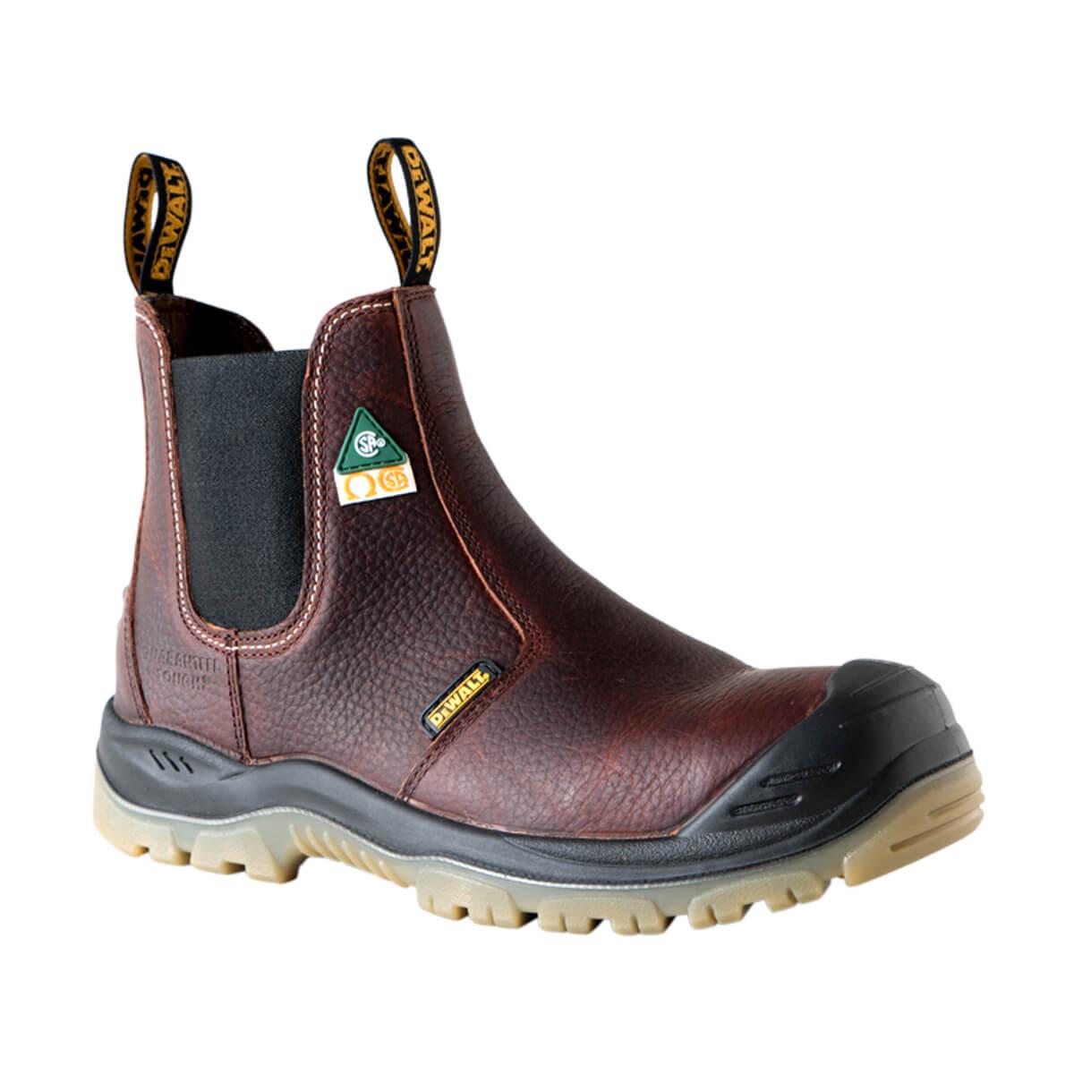 Nitrogen CSA Pull-On Boot