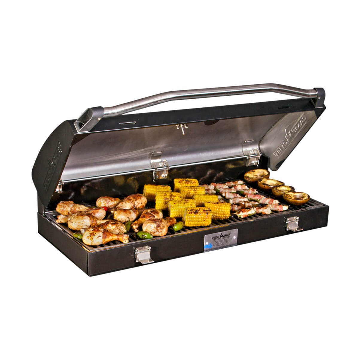 Camp Chef® Deluxe 2-Burner Sports Grill Box