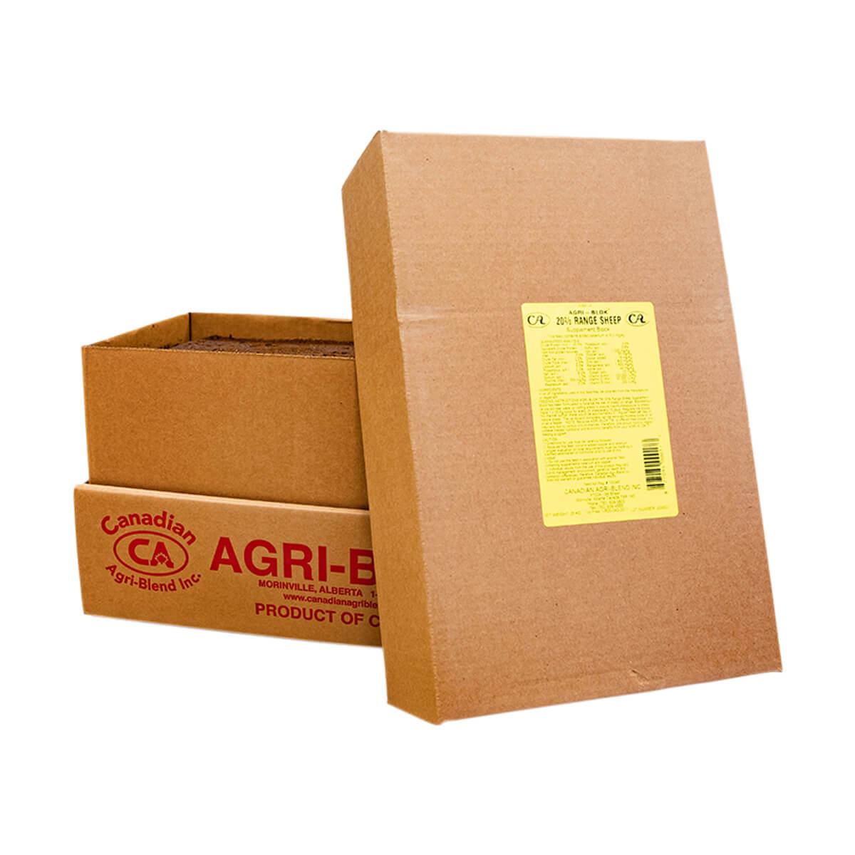 Agri-Blok® 20% Sheep Protein - 25 kg