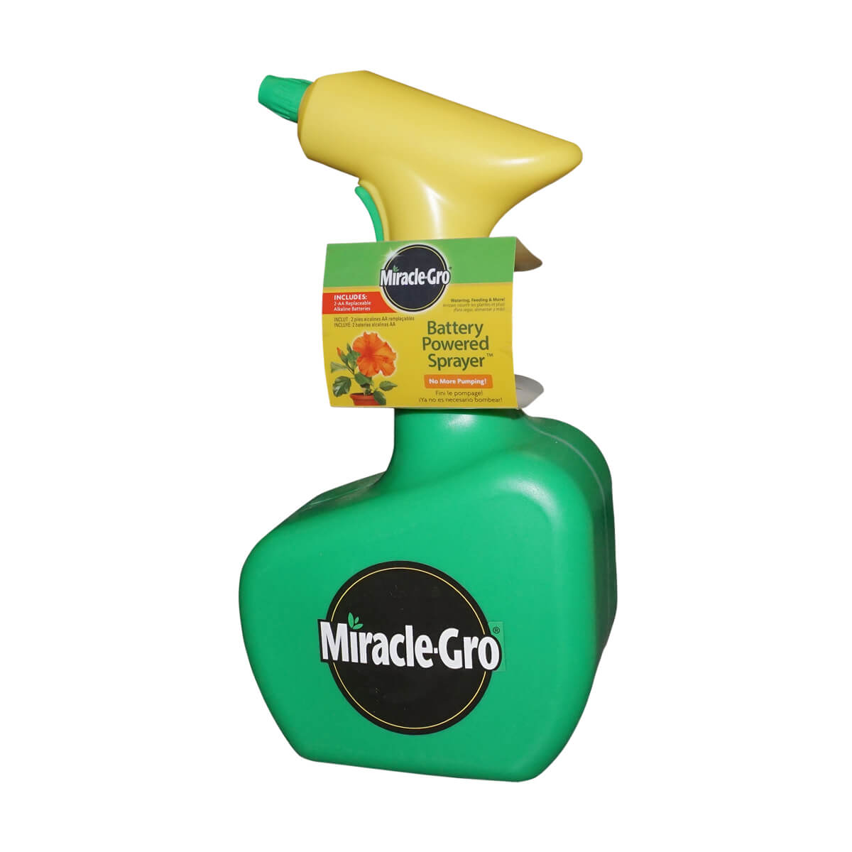 Battery Operated Miracle-Gro Sprayer
