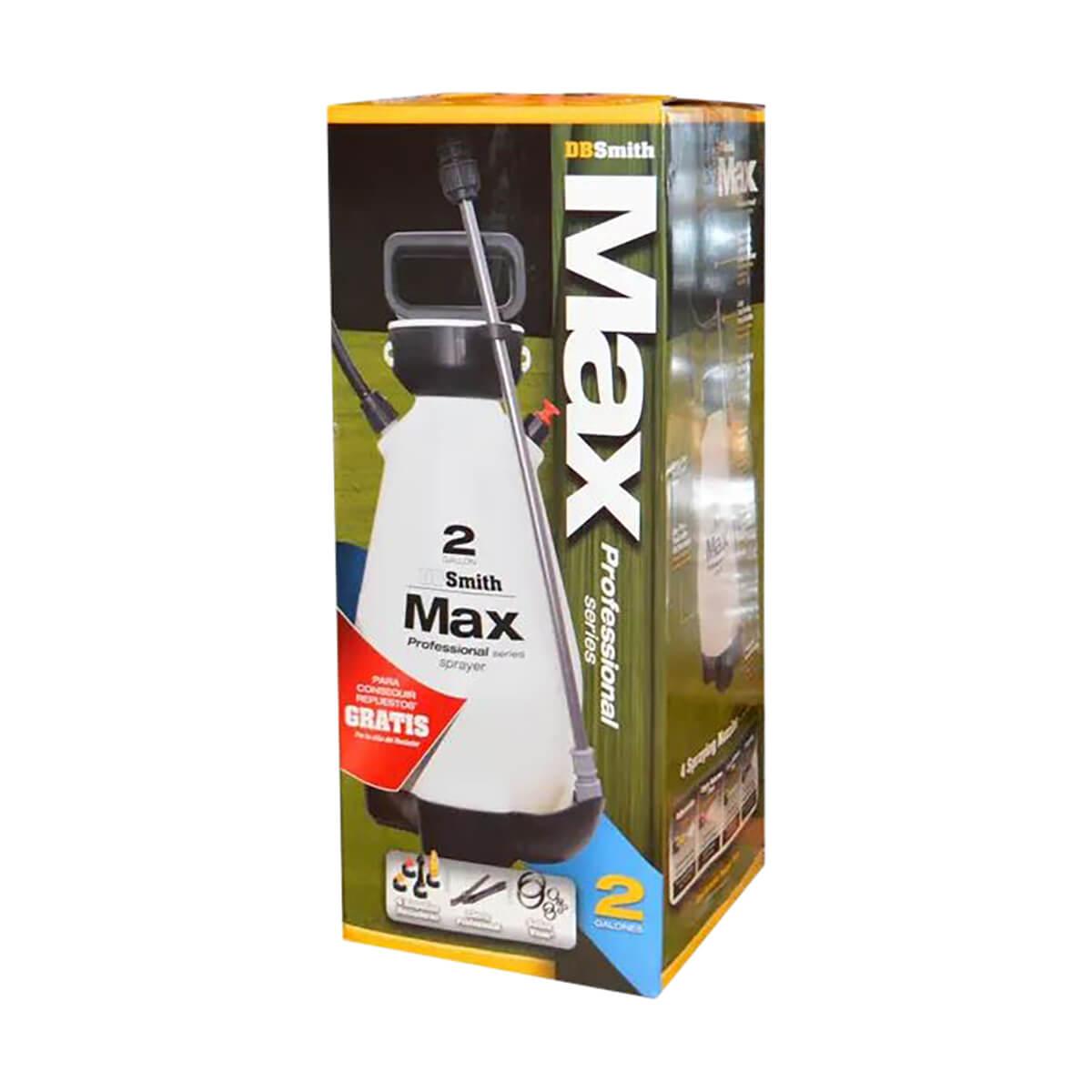 DB Smith Max Pro Compression Sprayer - 2 Gallon