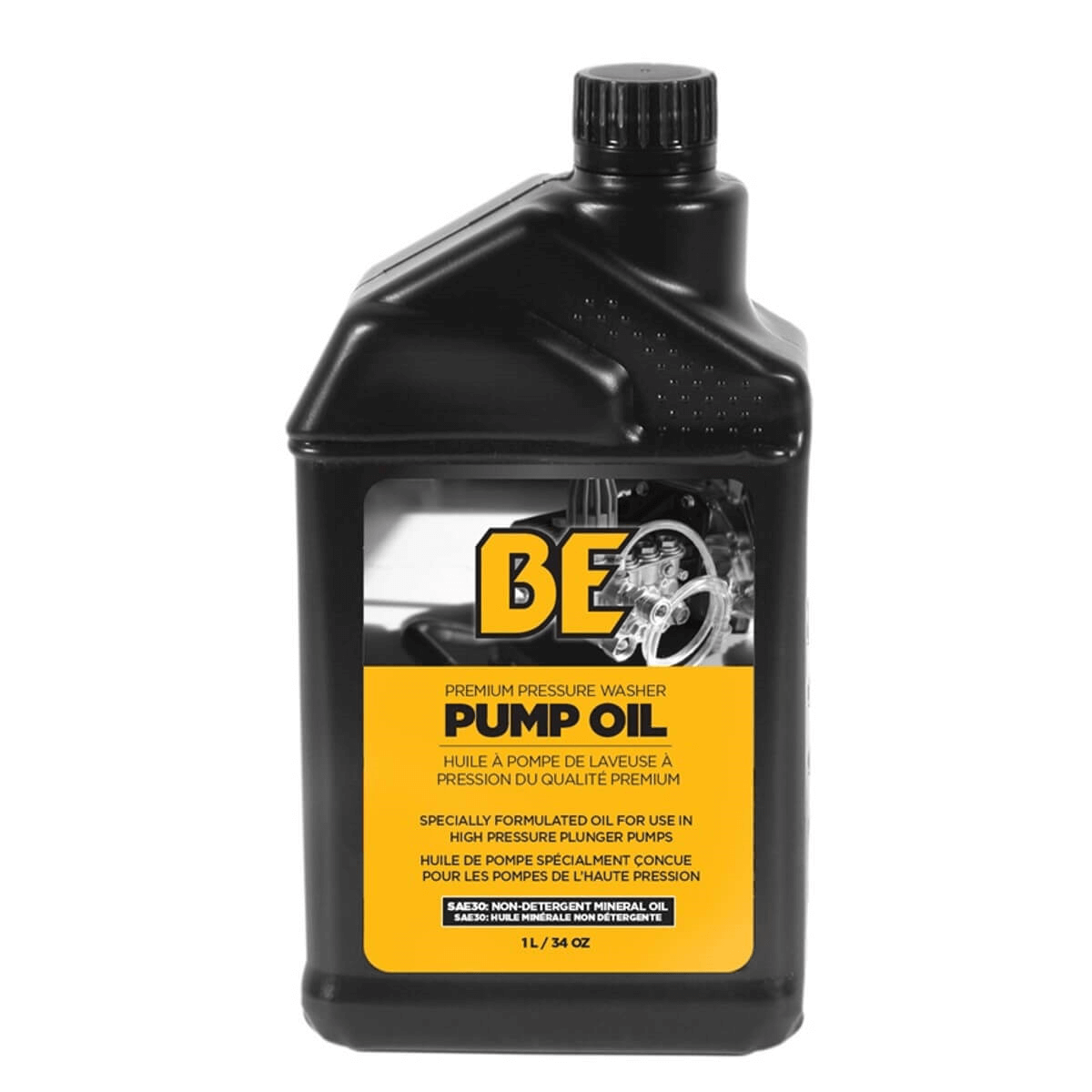 Oil Pump Non-Detergent 1L