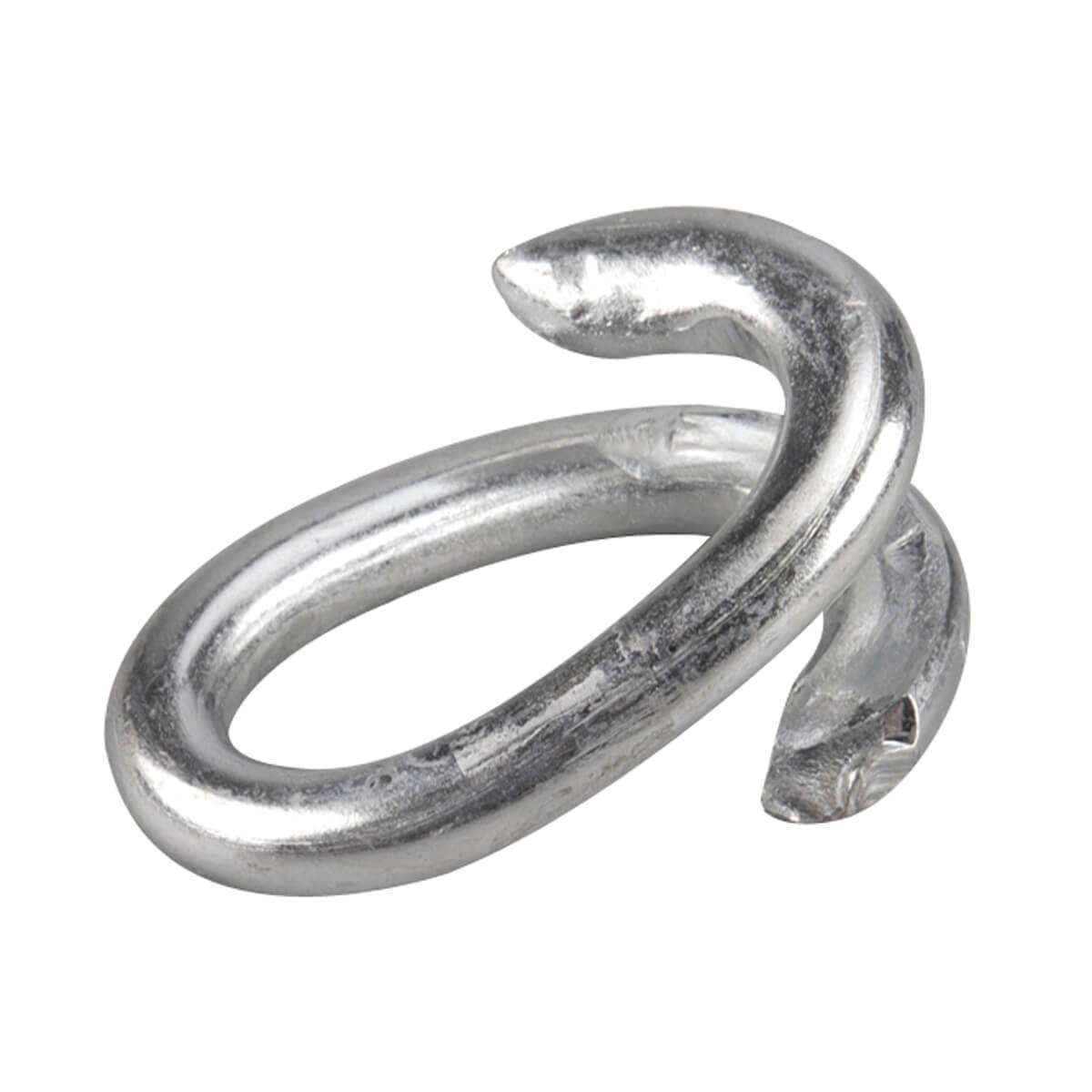 "Split Link - Zinc - 3/8"""