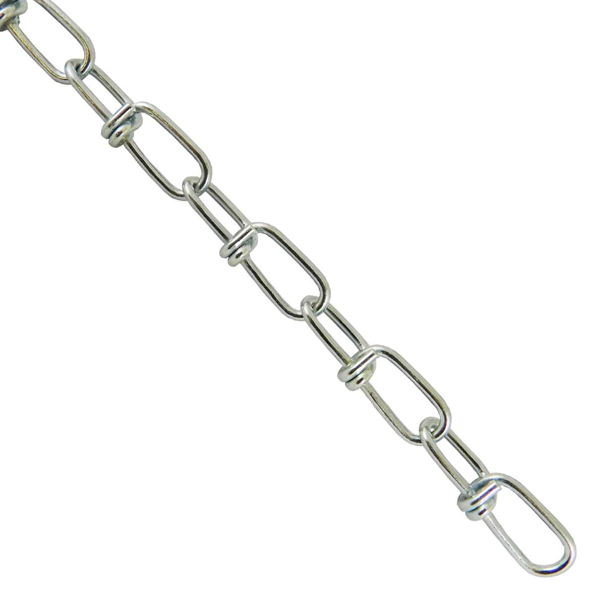 Double Loop Chain - #3 - Price / ft