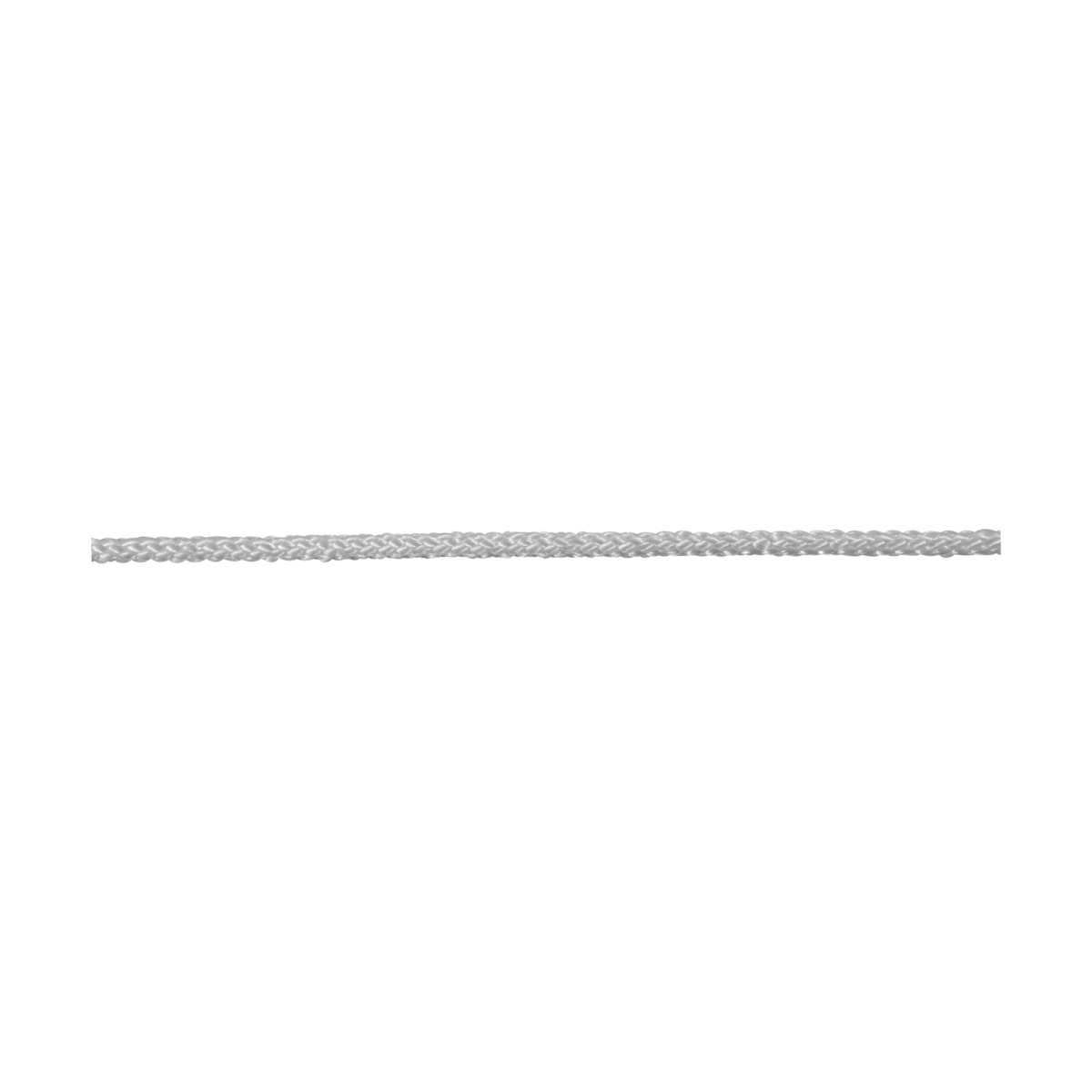 Nylon Starting Rope - White - 3/16-in x 50-ft
