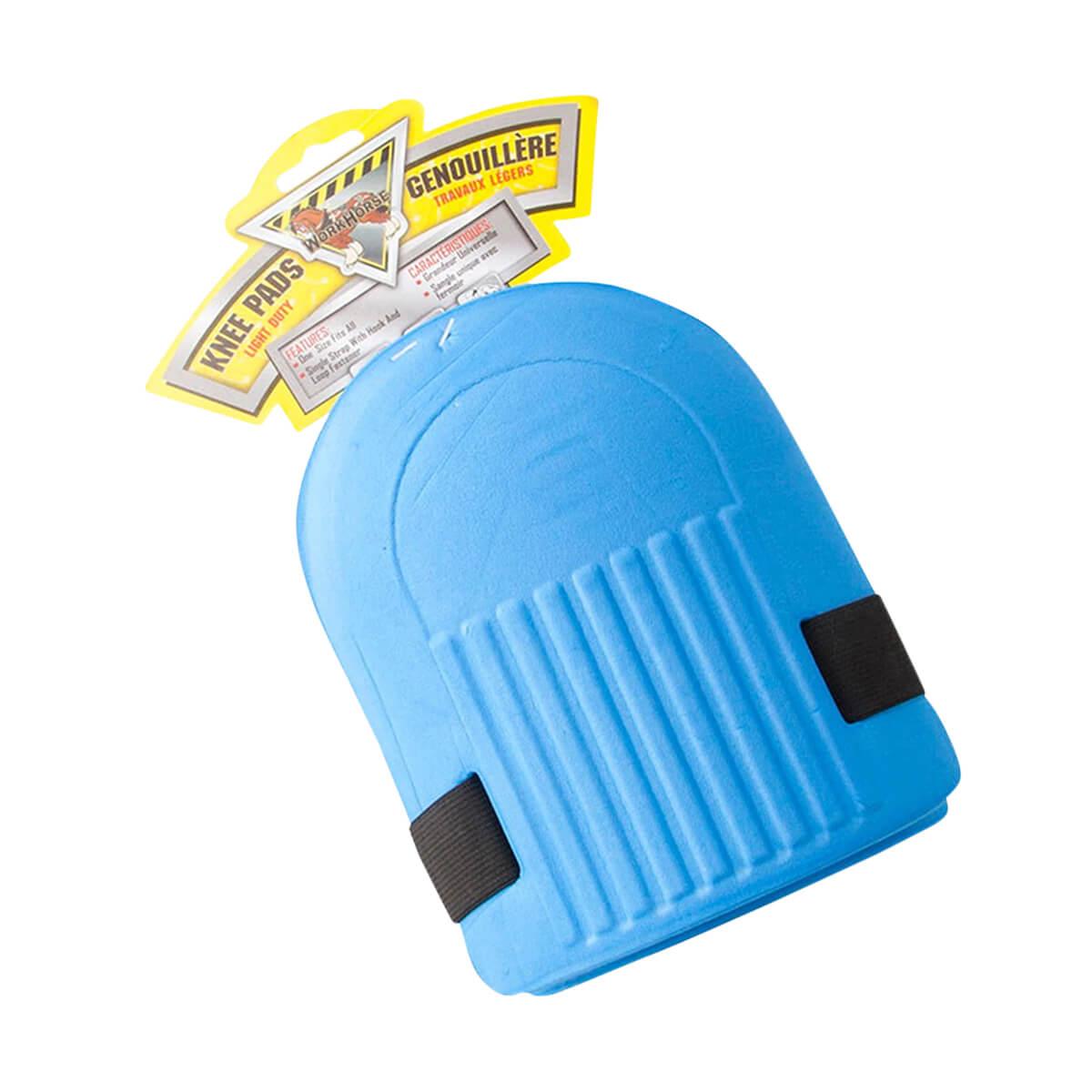 WorkHorseⓇ Econo Blue Lightweight Foam Knee Pad