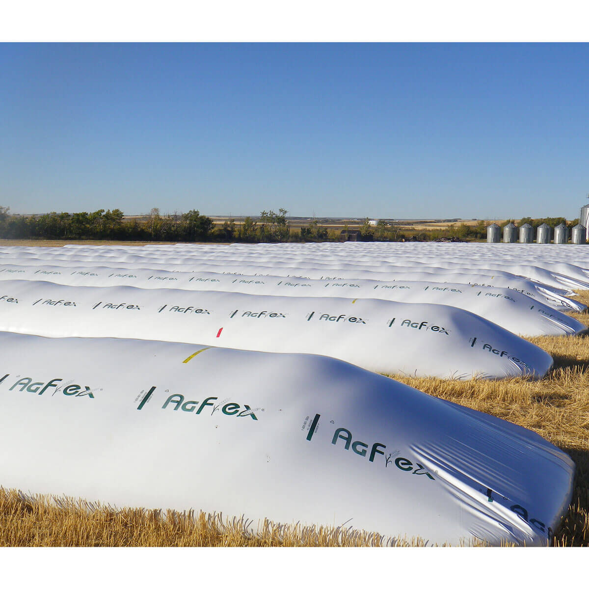 Ag Flex Grain Bags - 4m x 15m
