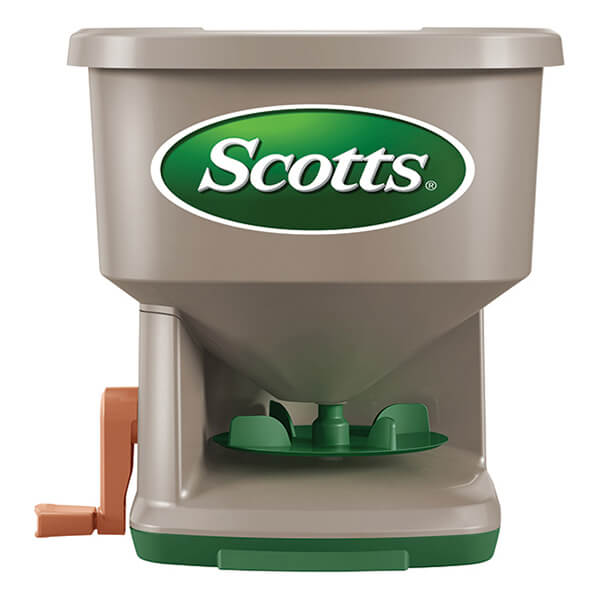 Scotts Manual Handheld Spreader - 2 LB
