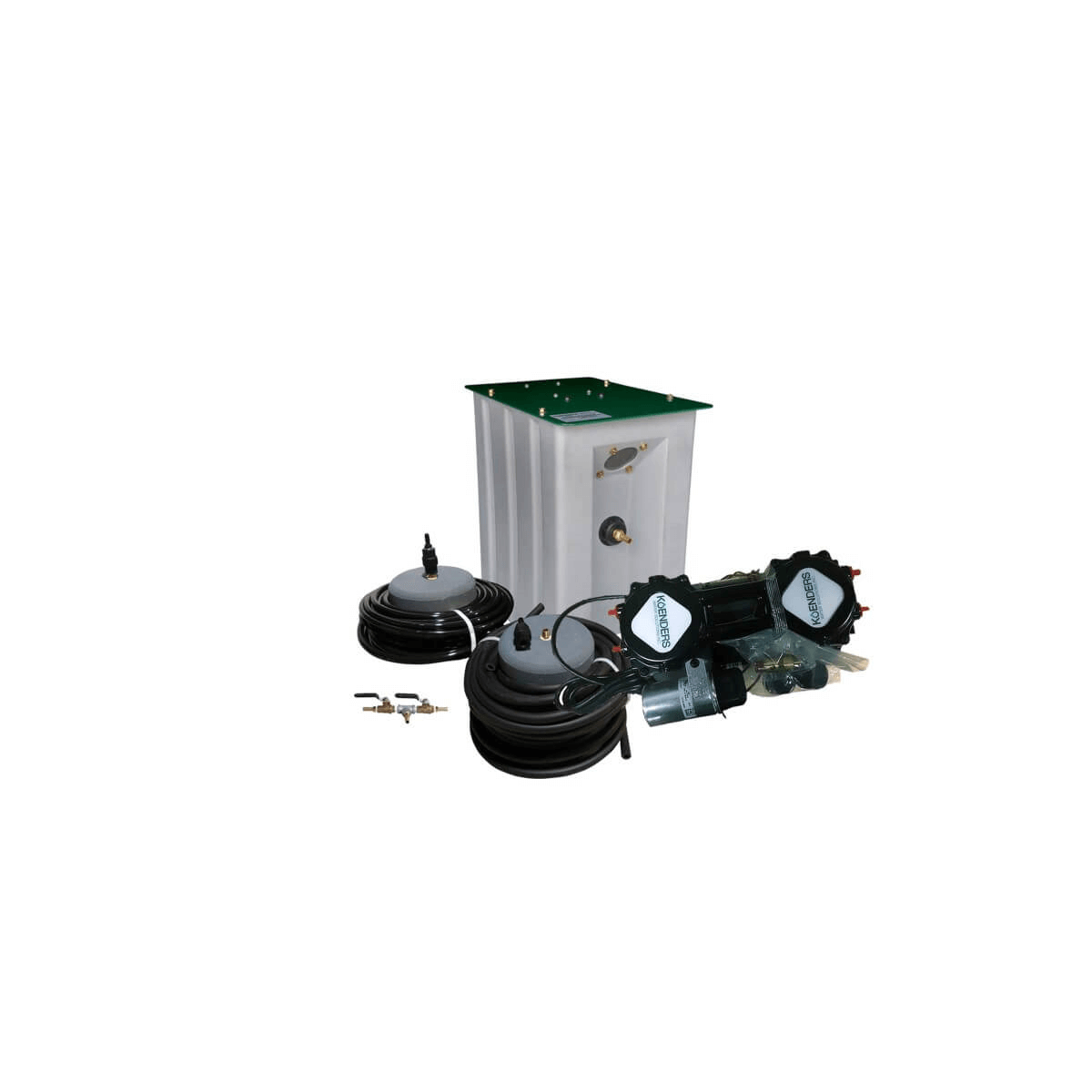 Koenders HD550 Aerator Kit