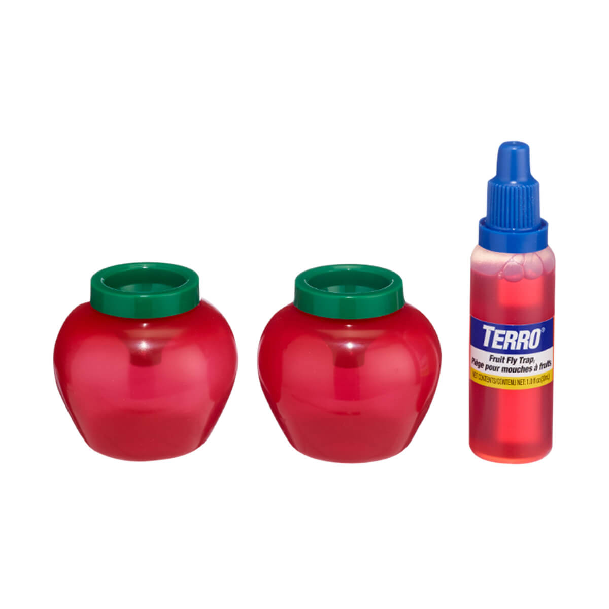 TERRO® Fruit Fly Trap 2-Pack