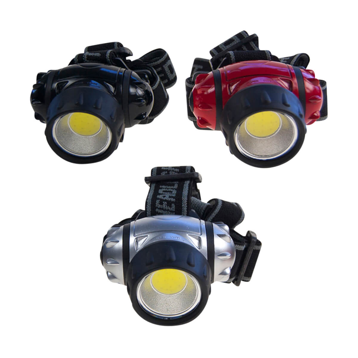 Olympia 3-Pack Headlamp