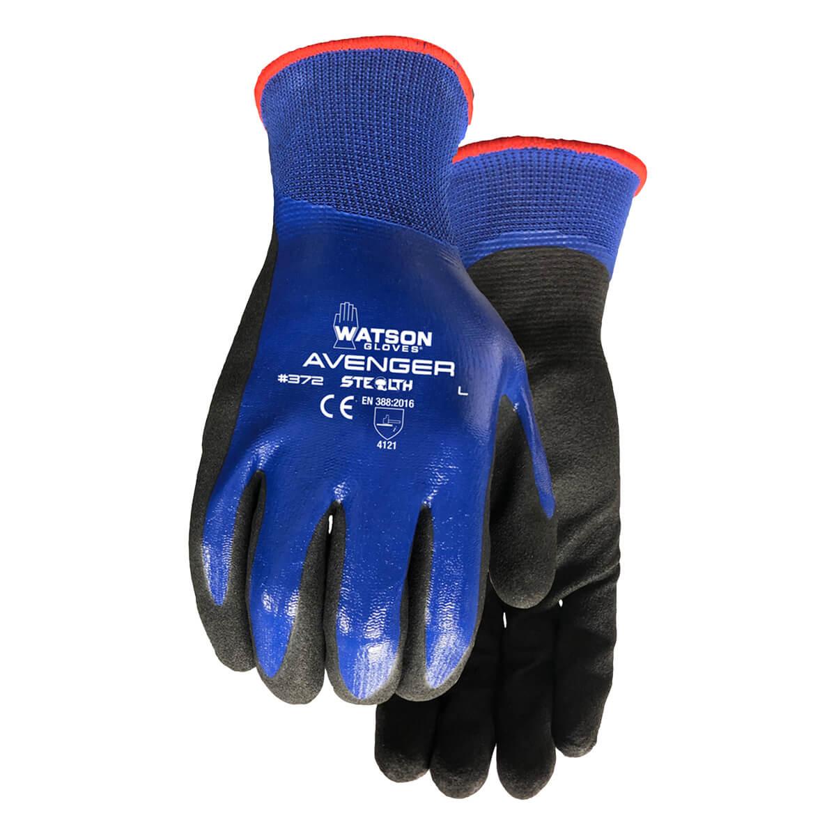 Avenger Water Resistant Gloves - L