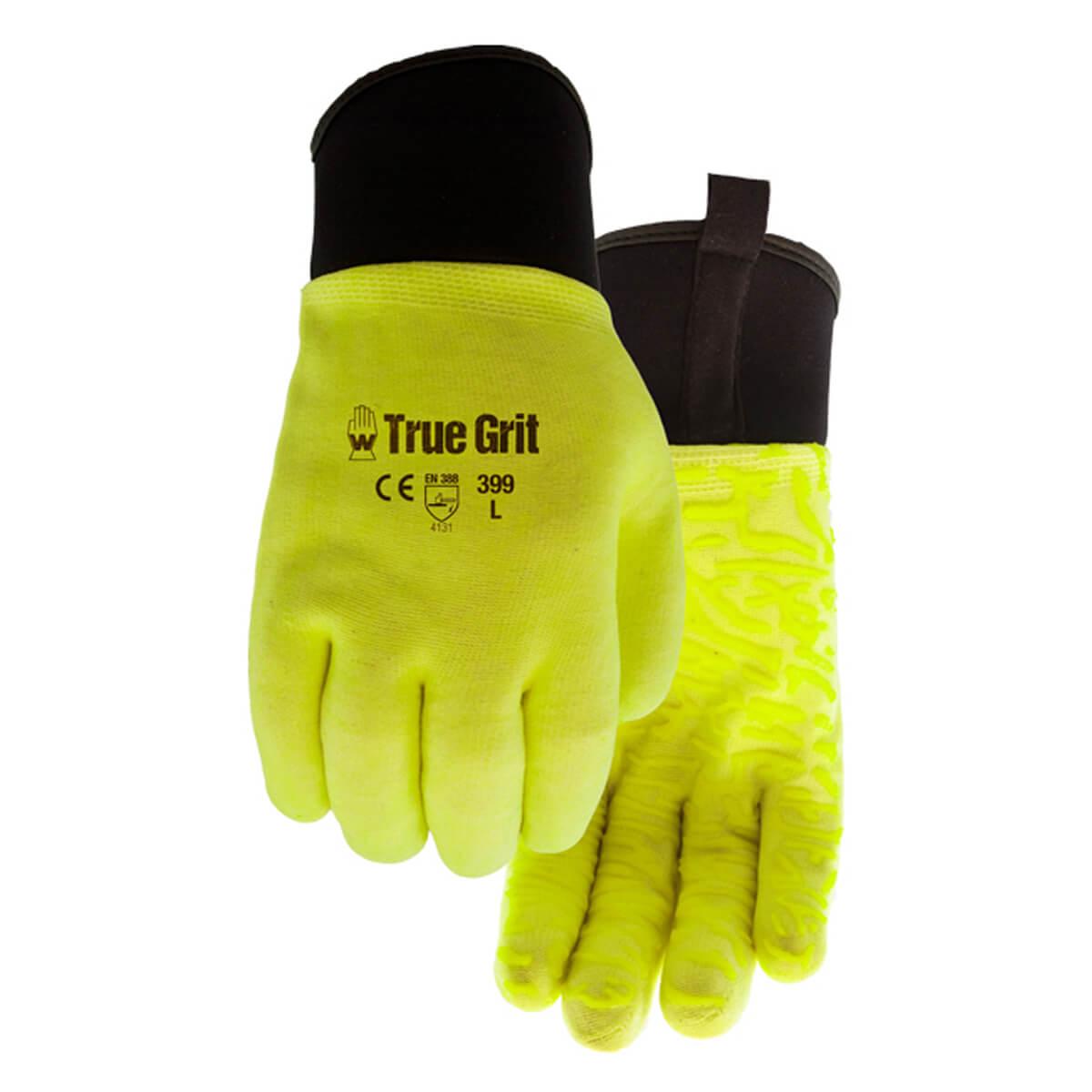 True Grit Gloves - L