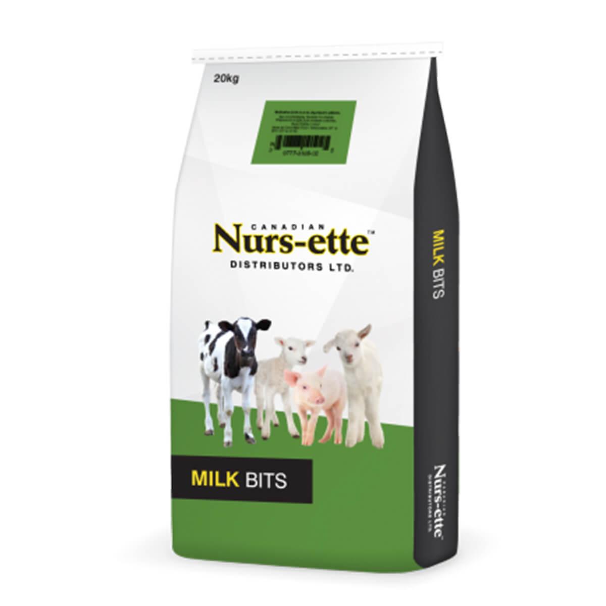 Calf Milk Bit Pellets, 10 kg