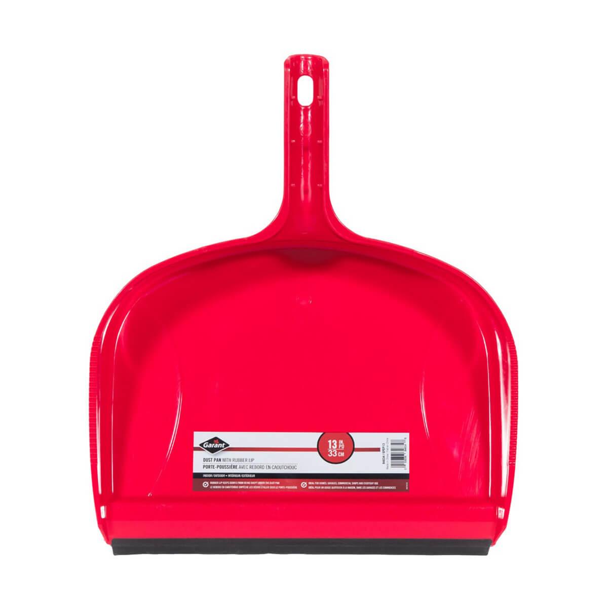 13'' Garant Plastic Dustpan