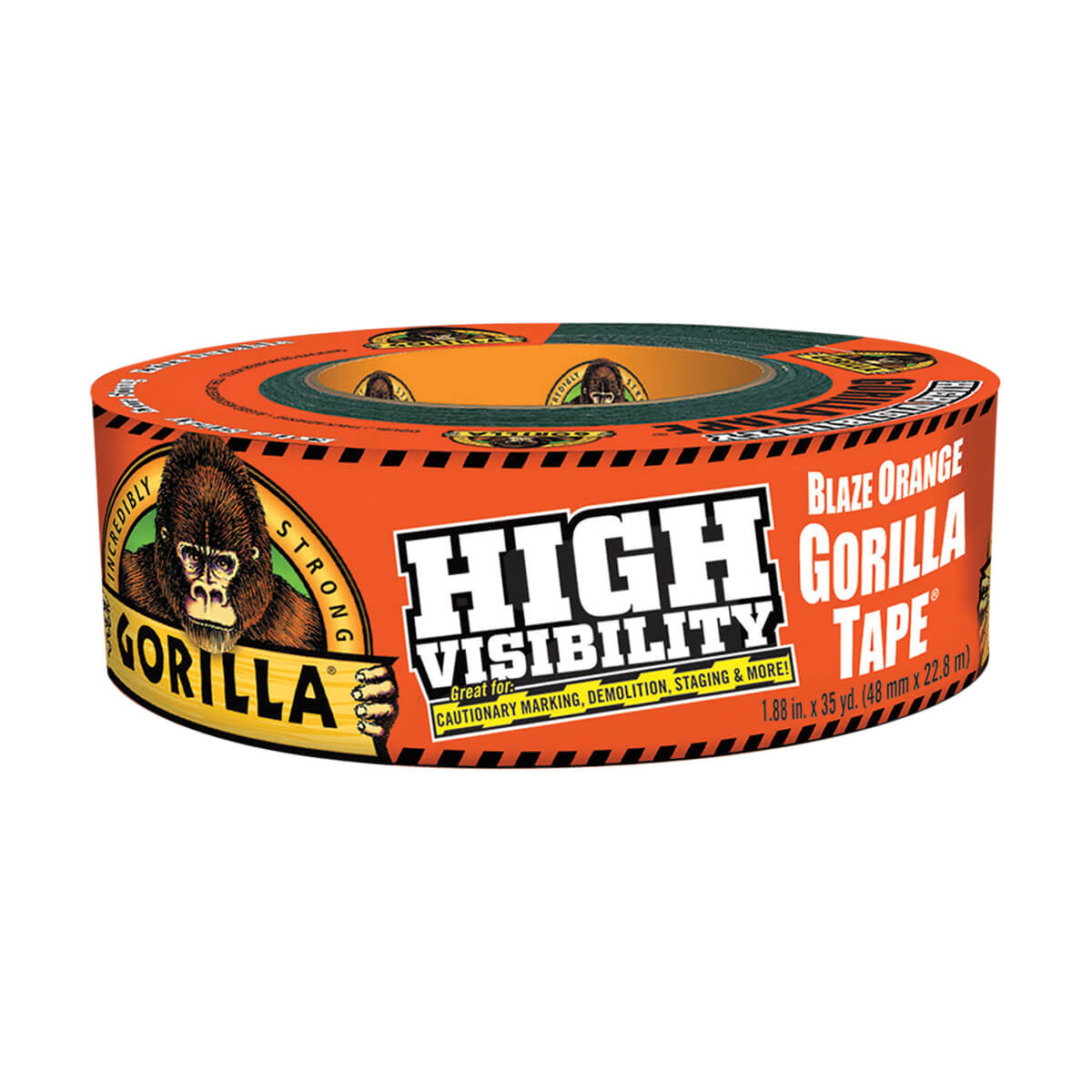 High Visibility Gorilla Duct Tape