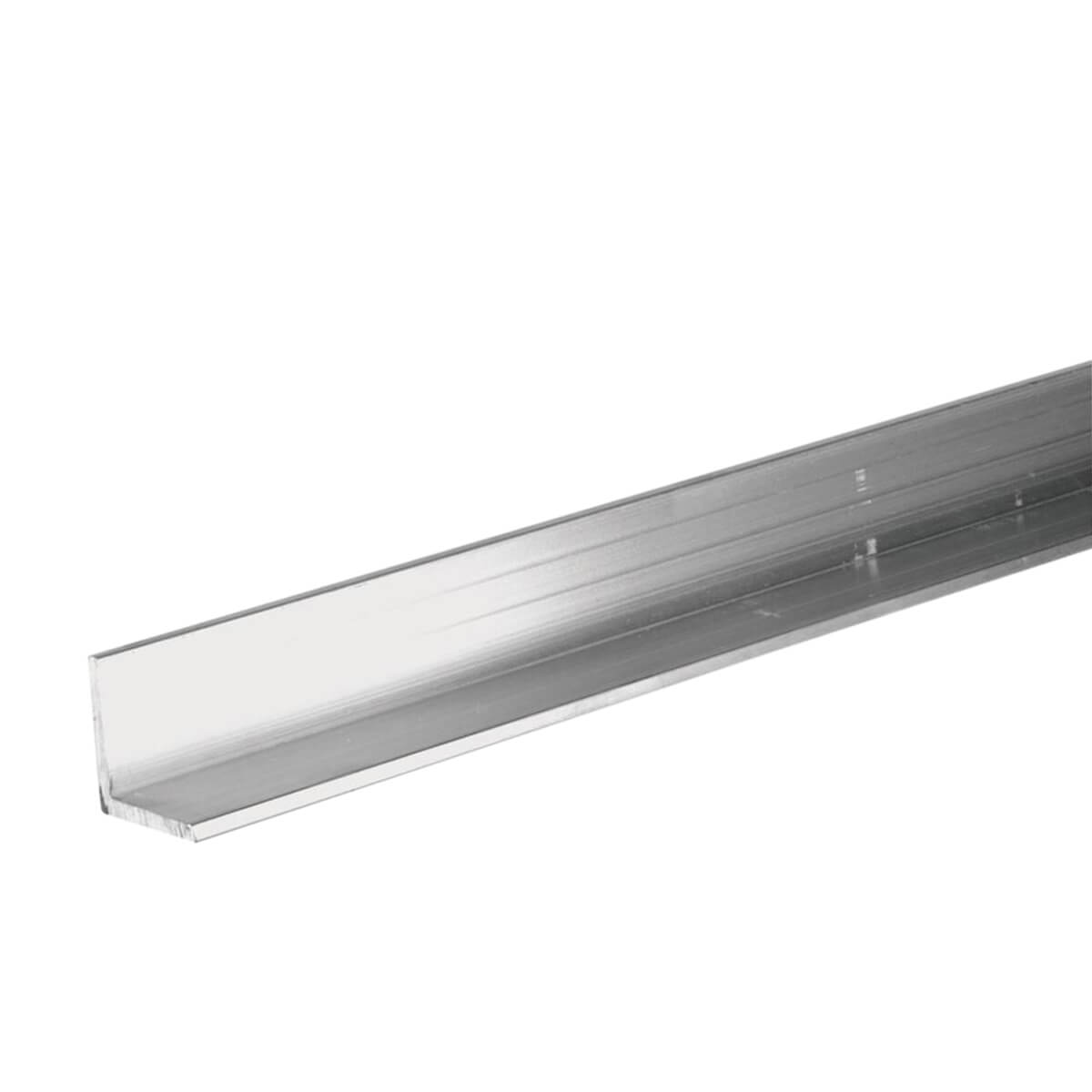 Angle Bar - Solid Steel - 3/4-in X 4-ft X 1/8-in