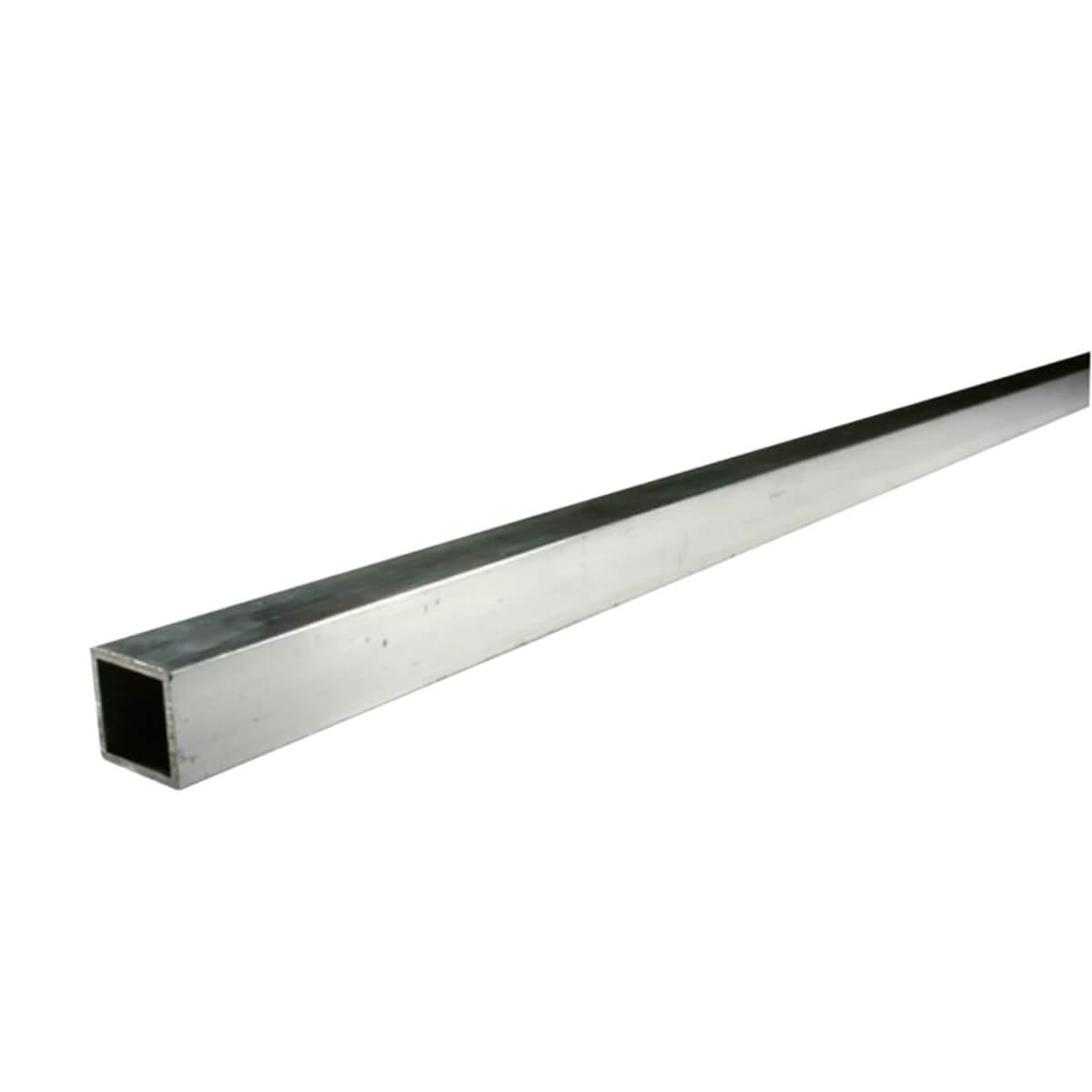 Square Tubing - Steel - 16 Gauge - 3/4-in X 4-ft