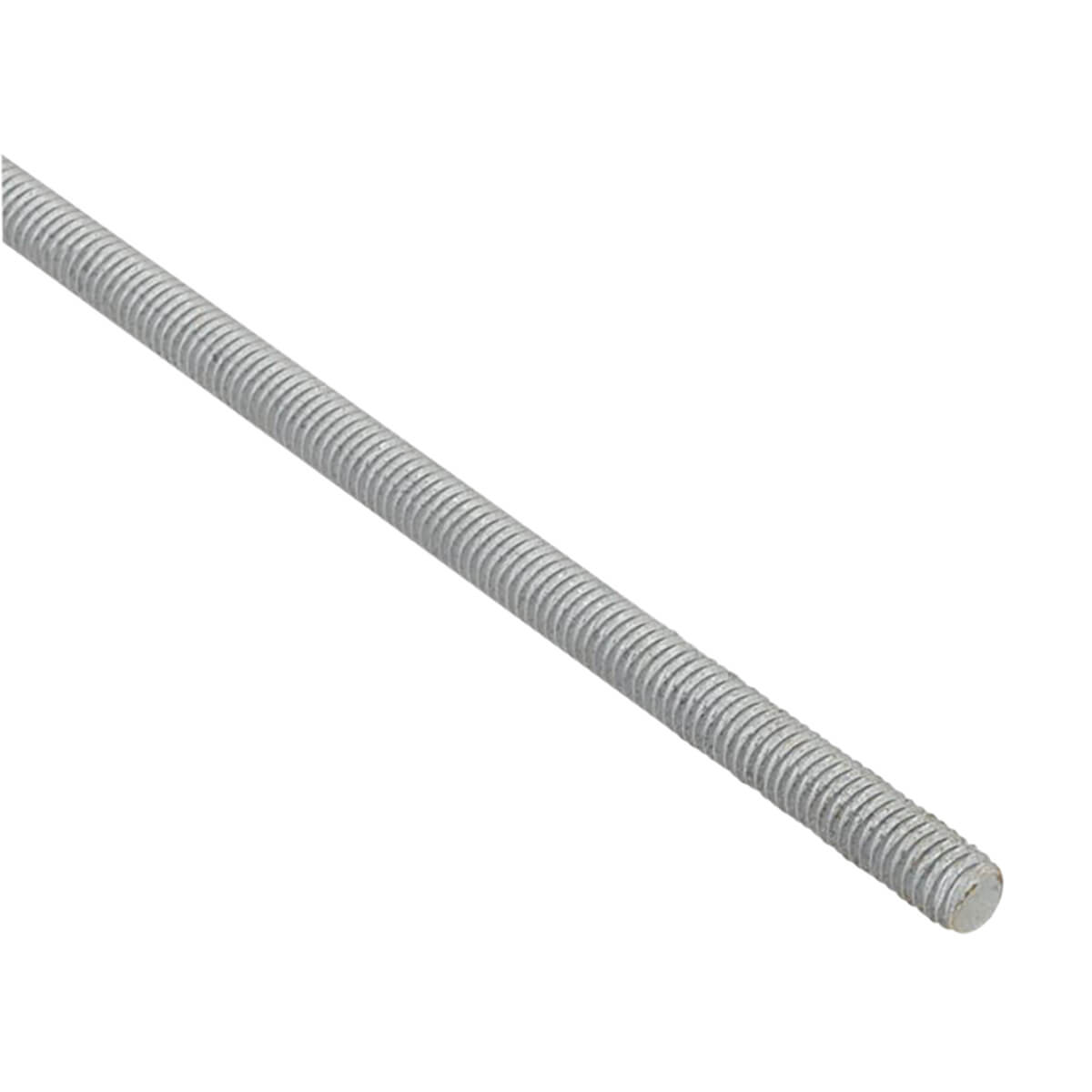 Threaded Rod - Galvanized Steel - 3/8-in-16 - 36-in