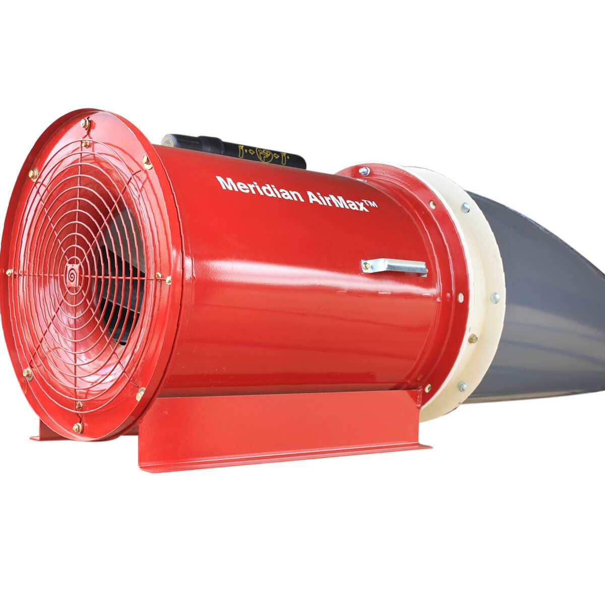Meridian Inline Centrifugal Fan - 7.5 HP
