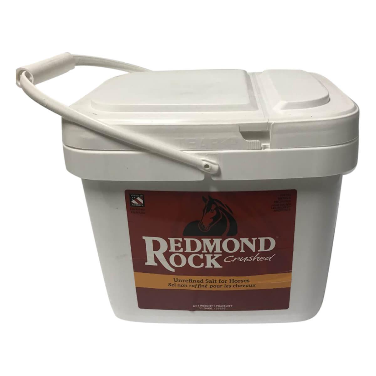 Crushed Redmond Rock - 25 lb