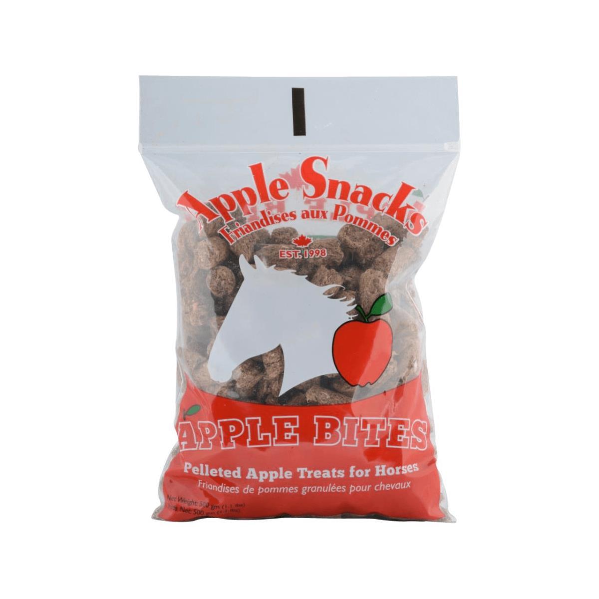 Apple Bites Horse Treats - 500g
