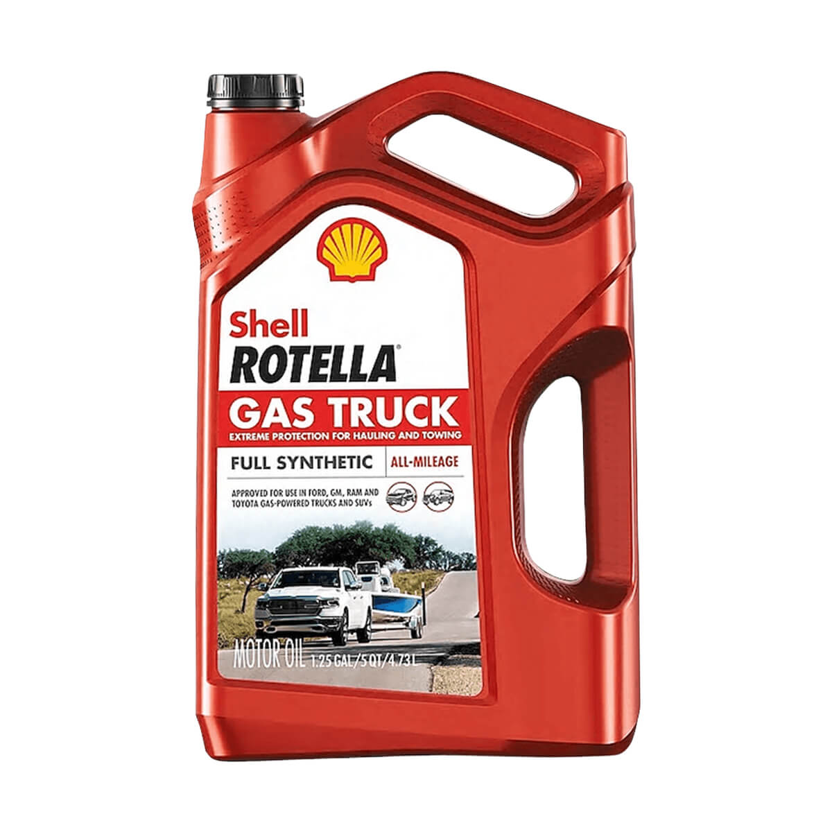 Shell Rotella® Gas Truck - 0W20
