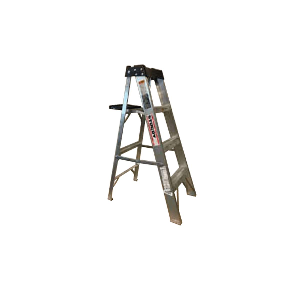 4' Aluminum Step Ladder