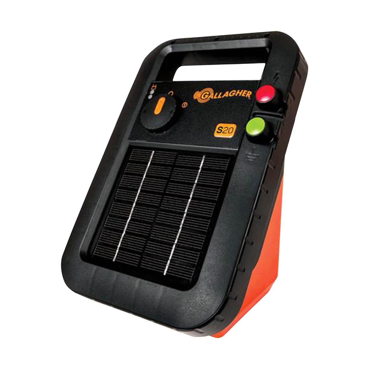 S20 Solar Fence Energizer