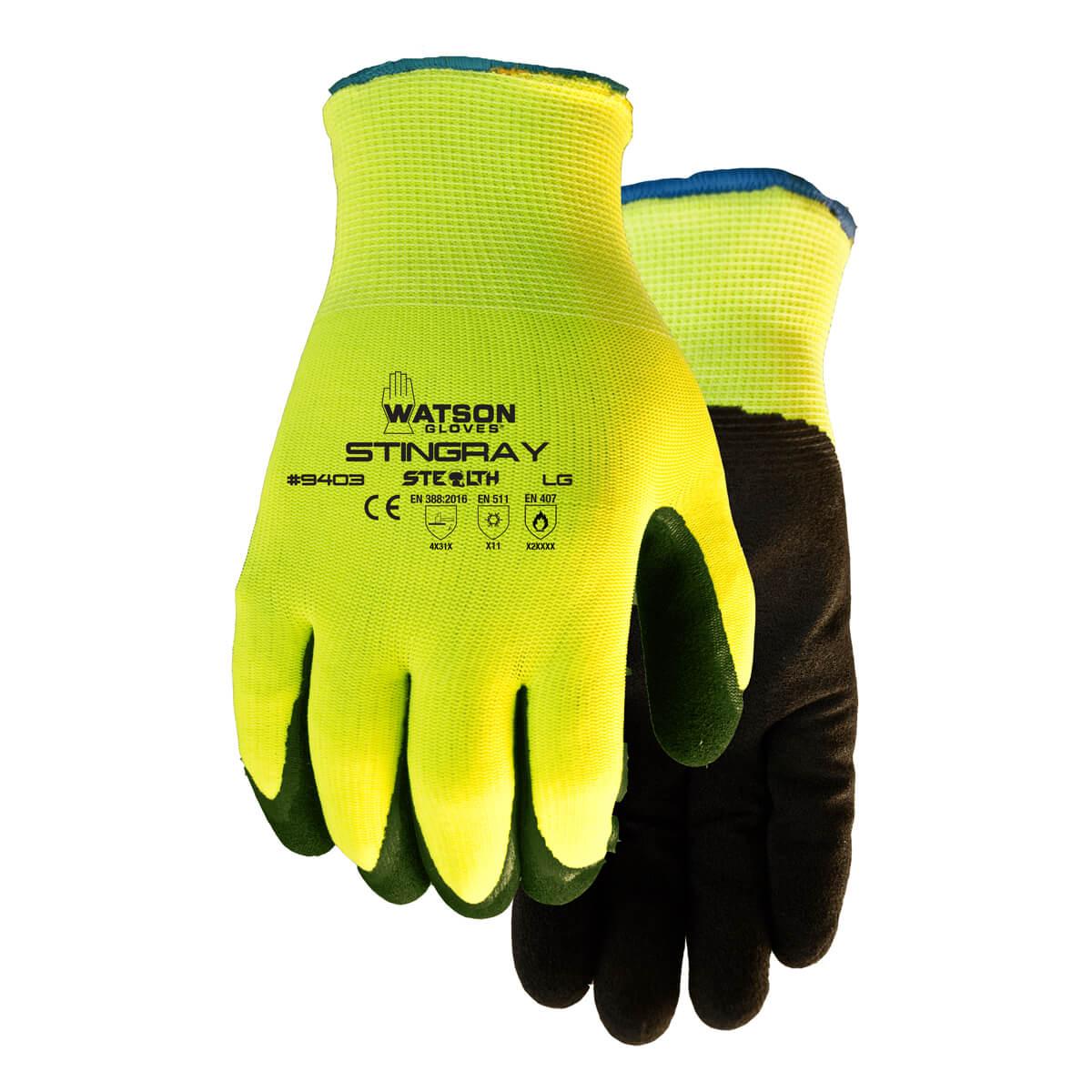 Stealth Stingray Gloves - XL